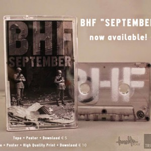 BHF-September-Tape-Poster